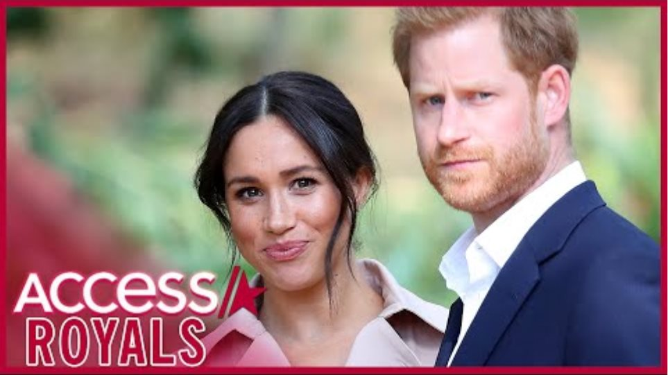Was Meghan Markle & Prince Harry's Royal Exit His Idea All Along?