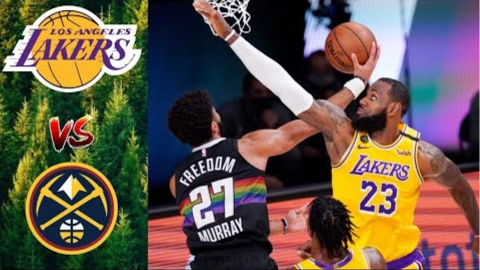 Los Angeles Lakers vs. Denver Nuggets Full Game 4th QTR | Game 5 | NBA Playoff 2020