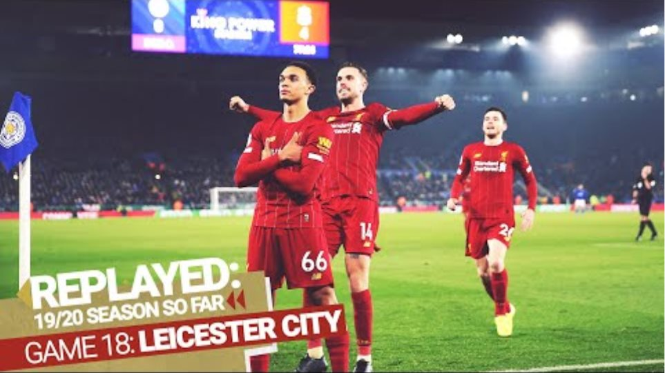 REPLAYED: Leicester City 0-4 Liverpool | Boxing Day win sends the Reds 13 points clear