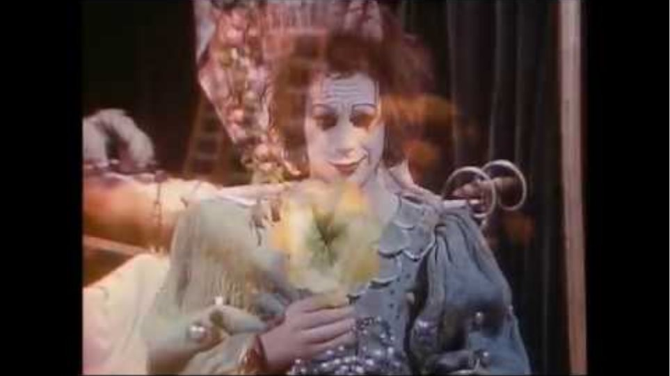 Pierrot in Turquoise or Looking Glass Murders 1970 ~ After All