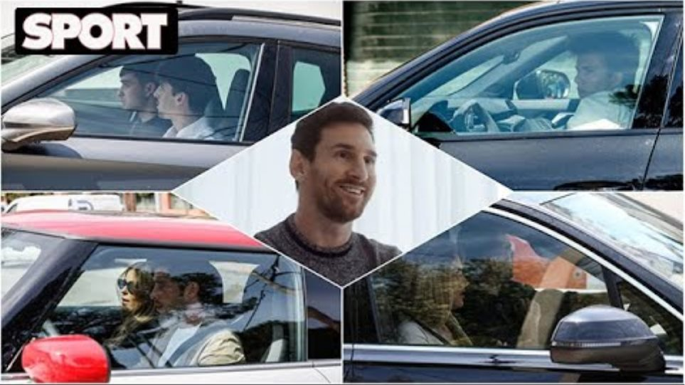 Messi invited his teammates on a Lunch | Unseen Photos and Footages from the event