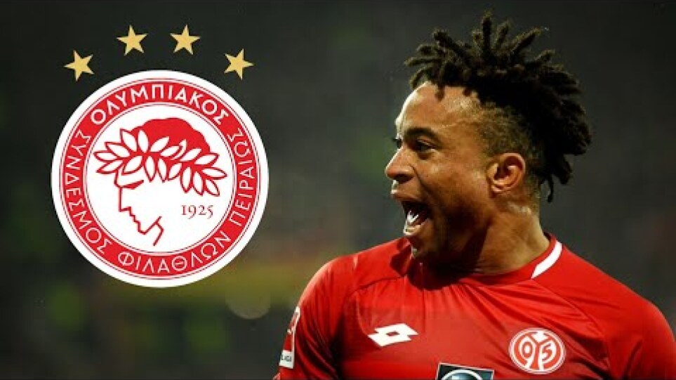Here's Why Olympiacos FC Want To Sign Pierre Kunde Malong 2020/2021 HD