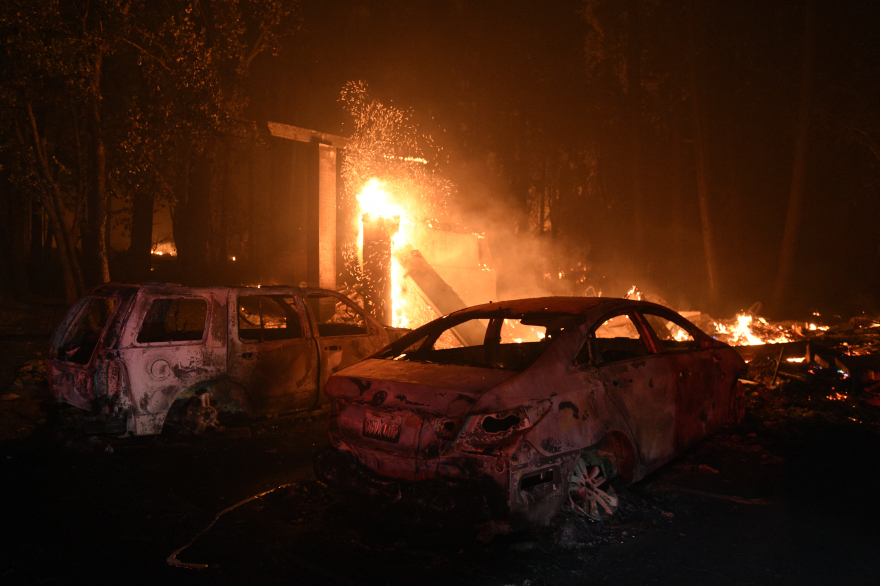 Dixie Fire ravages California while Oregon's Bootleg Fire threatens thousands of homes