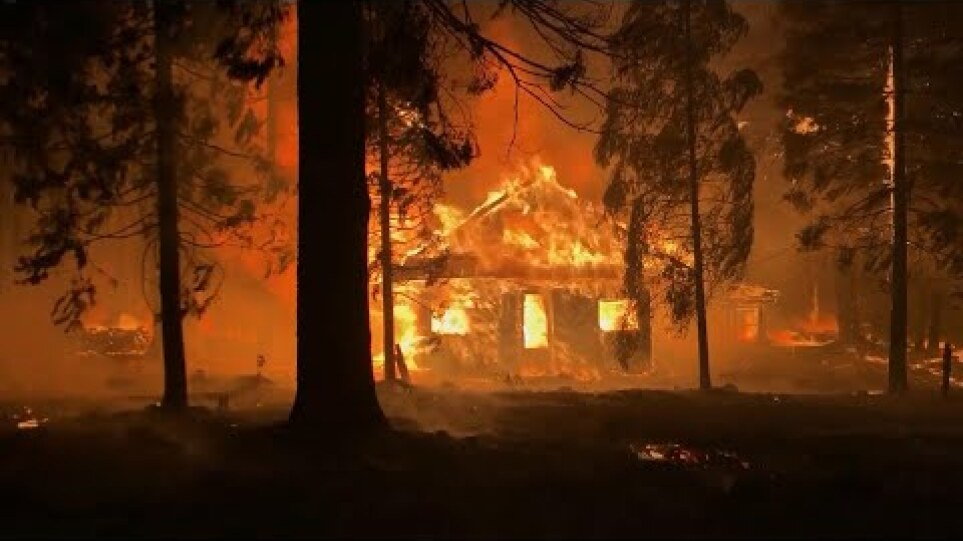 Dixie Fire is now largest burning in California | Wildfire Updates